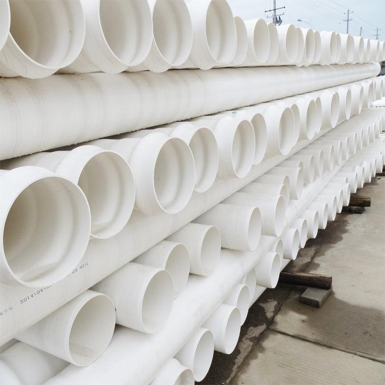 PVC U排水管特点 规格 安装方法