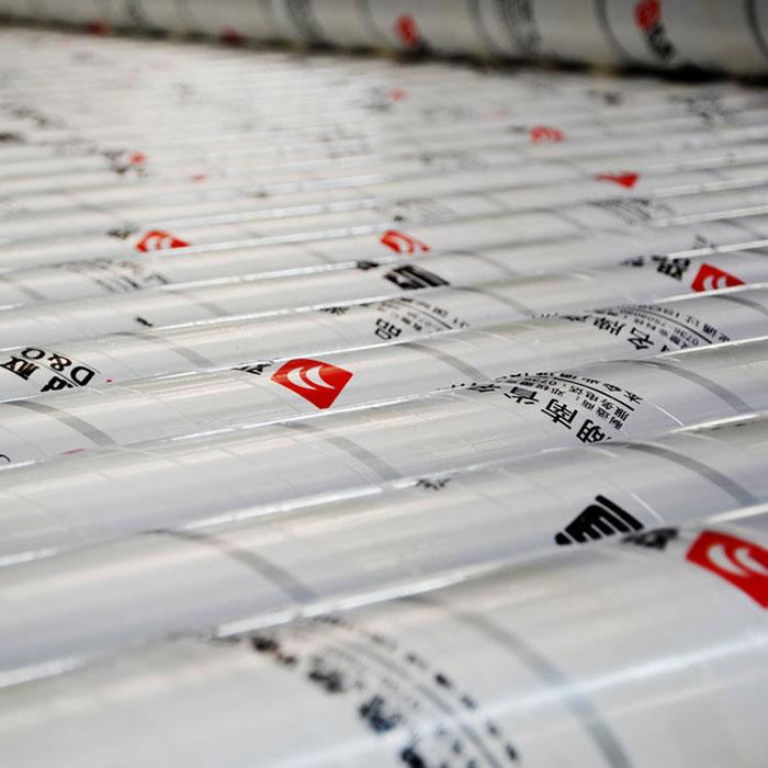 PVC排水管材国标