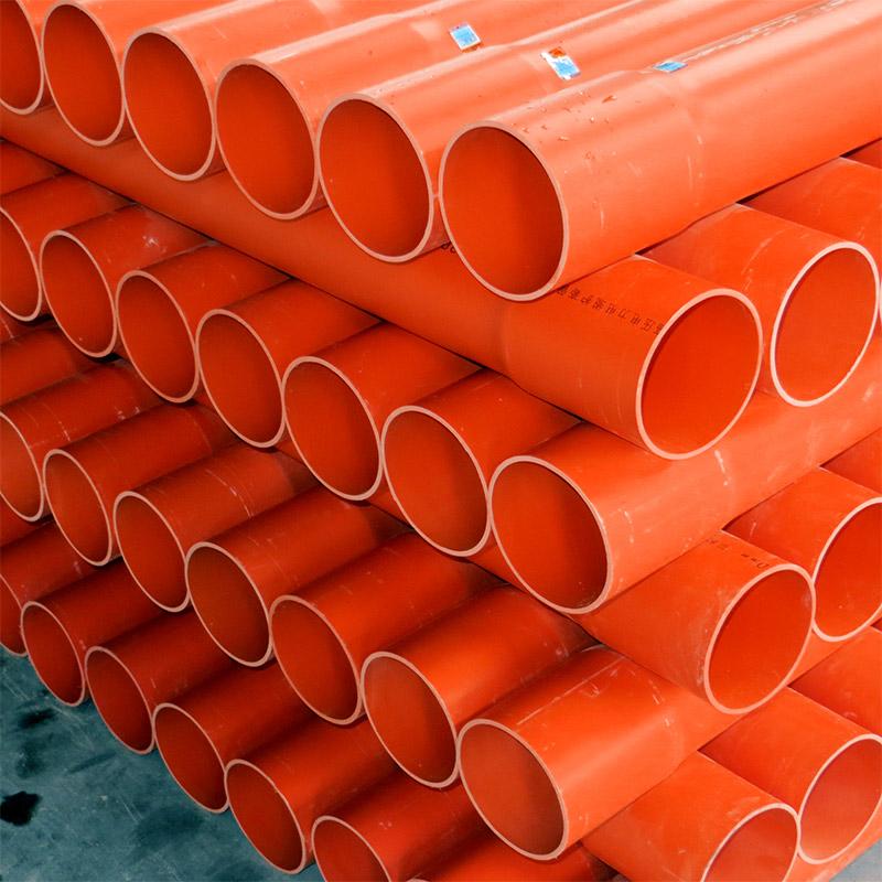 湖南生产厂家PVC埋地式高压电缆套管