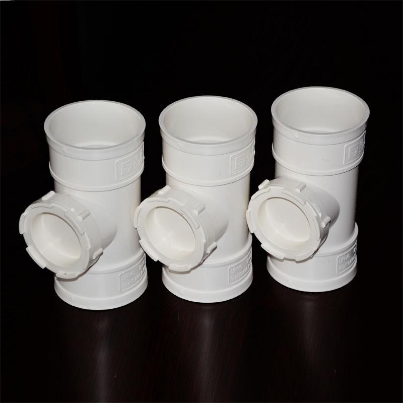 PVC排水配件 立管检查口1