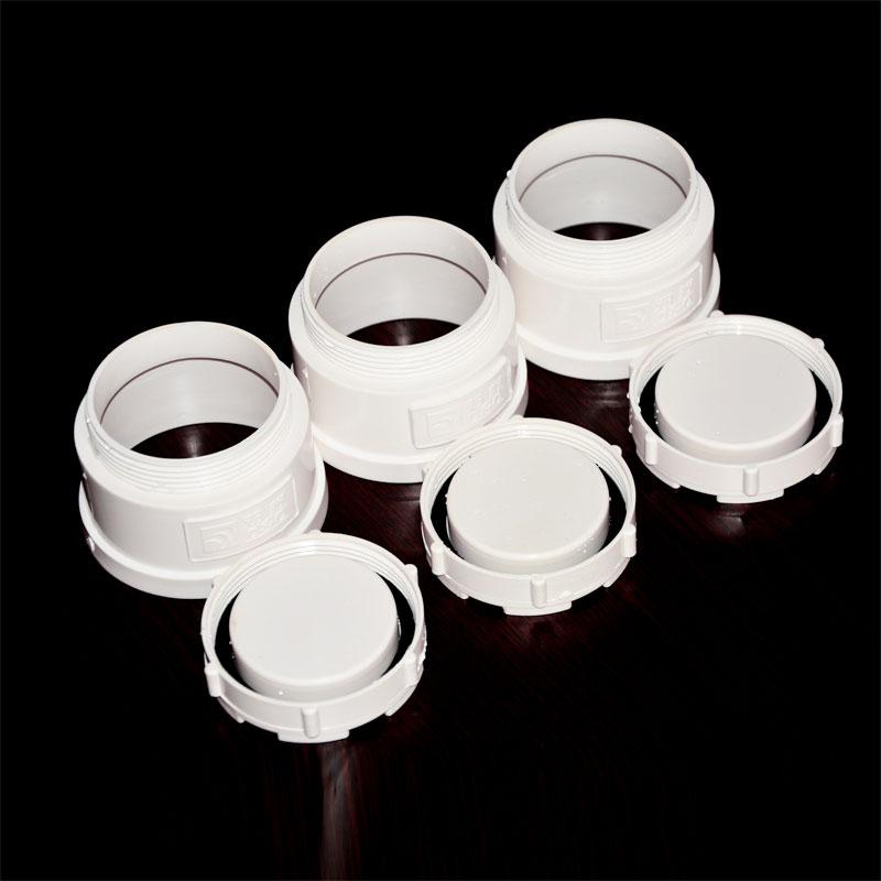 PVC排水配件 清扫口110