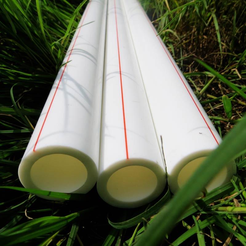 全新材料 质量保障 PPR自来水管,PPR热熔管,食品级家装饮水管