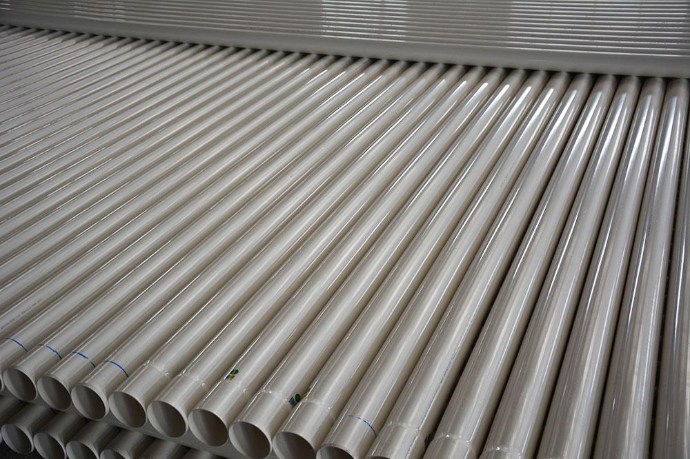 PVC-U给水管价格 PVC给水管塑料给水管市场价格