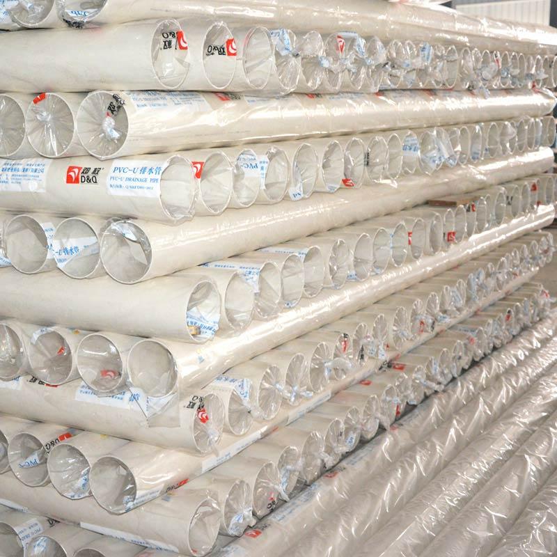 随着建筑行业的发展在各种大型工程施工的时候都会用到pvc排水管,pvc排水管在施工的过程中需要注意哪些方面的问题,下面邓权塑业小编和大家分析下pvc排水管施工注意的问题。 (1)pvc排水出户管的布置对系统的设计流量有很大影响。立管与排出管连接要用异径弯头,出户管最好比立管大一号管径,出户管应尽可能通畅地将污水排出室外,中间不设弯头或乙字管。许多工程已证实,较细的排水出户管及出户管上增加的管件会使管内的压力分布发生不利的变化,减少允许流量值并且在以后使用过程中易发生坐便器排水不畅现象。 (2)UPVC螺旋