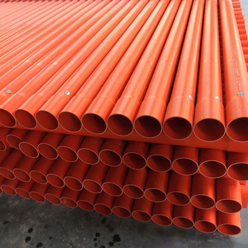 湖南厂家直销PVC电力电缆管