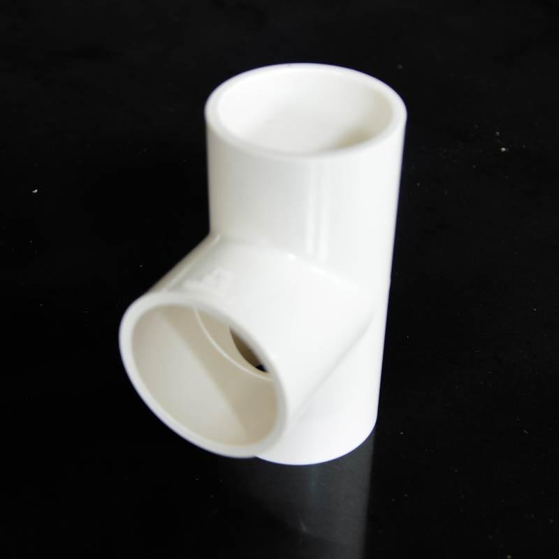 PVC给水管三通湖南厂家