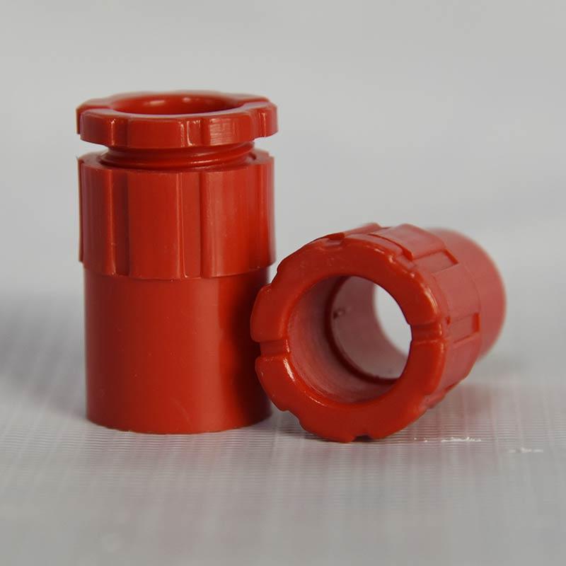 PVC线管配件锁扣