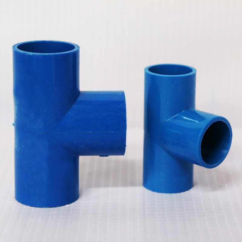 PVC线管配件正三通